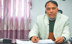 Gyawali reappointed NRA Chief