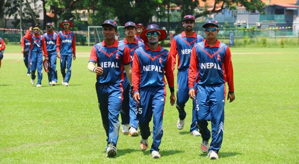 Nepal's hope of playing ICC U-19 World Cup ends