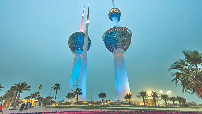 Kuwait City Kuwait Towers Kuwait City Kuwait The Beautiful