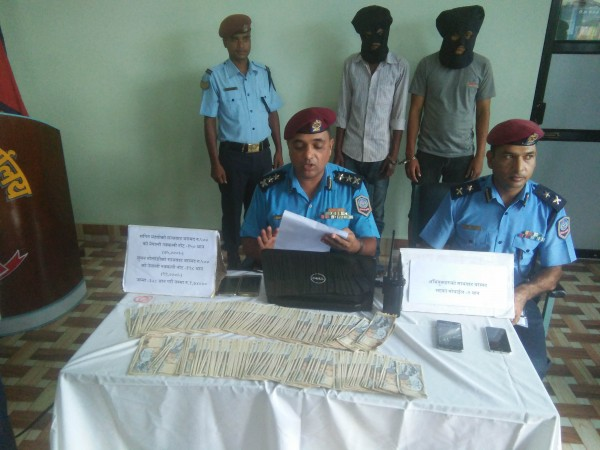 Fake Nepali currency racket busted