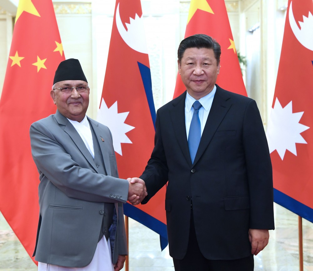 Xi says China to enhance mutually beneficial cooperation with Nepal - National - The Kathmandu Post