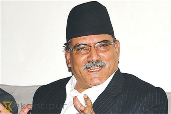 PM Dahal in Beijing, to meet Chinese prez on Monday