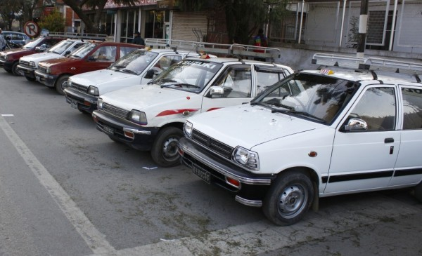 Traffic police book over 10,000 errant taxi drivers in five months