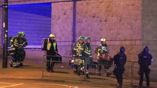 22 killed, over 50 injured in Manchester explosion [Update]