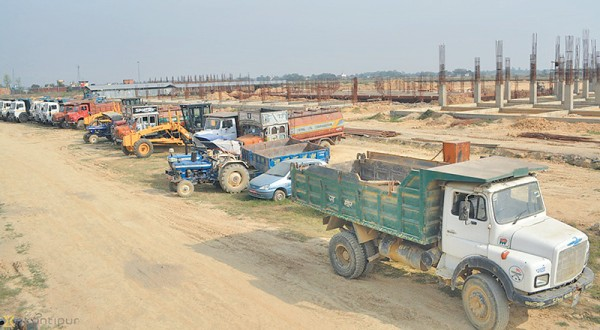 Upgradation work likely to resume next week