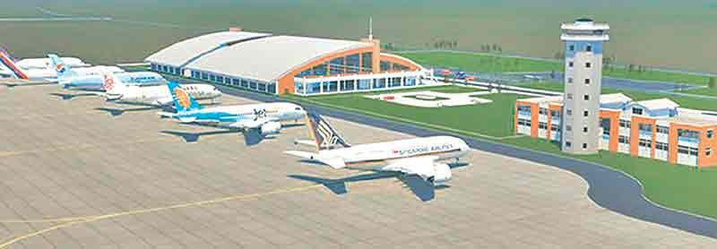 works at bhairahawa int l airport fail to gather pace money the