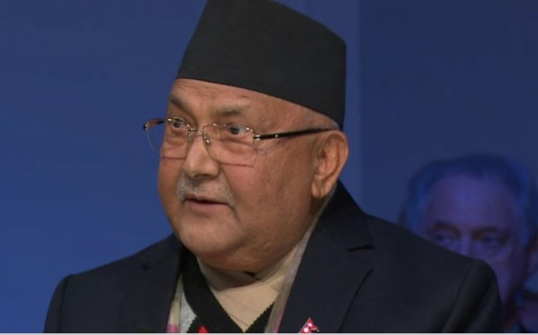 Prime Minister Oli says media plays vital role to strengthen democracy