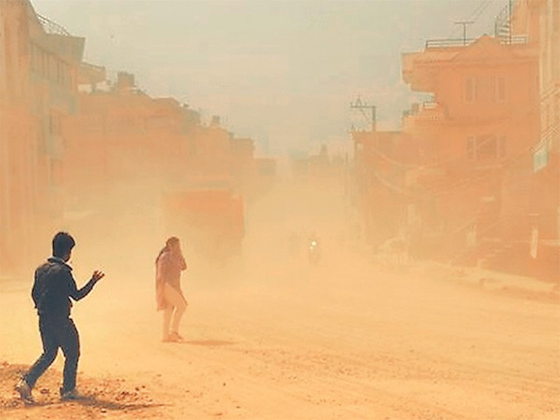 essay on pollution in kathmandu valley A generic overview of the situation of pollute water in kathmandu valley , nepal.