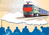 Nepali delegation leaves for Beijing to discuss railways in pursuit of cross-border links