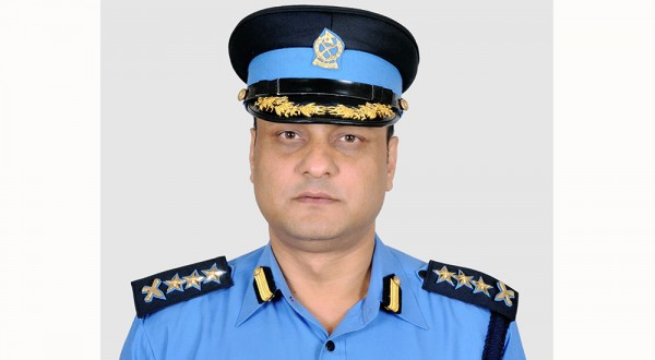 SSP Khanal appointed MTPD Chief
