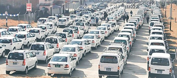 Printers installed in 2000 taxis operating in Valley - Capital - The Kathmandu Post