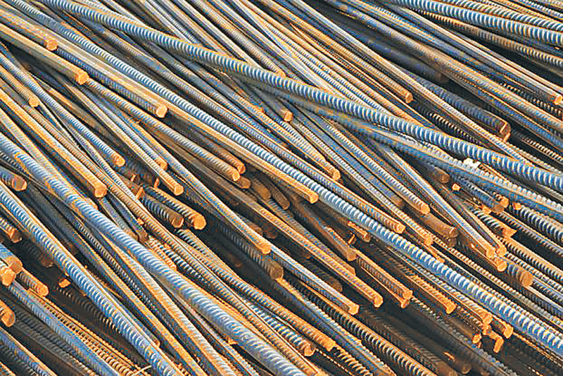 The Kathmandu Post-Imports of steel rods up as domestic output slows