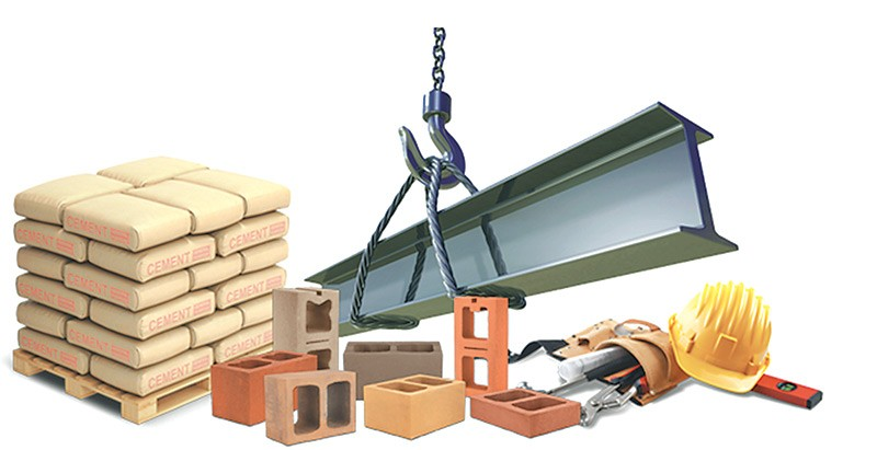 Building materials dearer on higher freight rates money for Price of construction materials