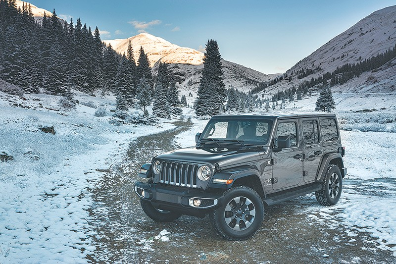 Jeep Wrangler Price In Nepal >> New Jeep Wrangler Gets Upgraded Money The Kathmandu Post