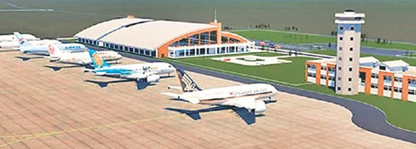 pokhara airport design to be sent to chinese bank for loan