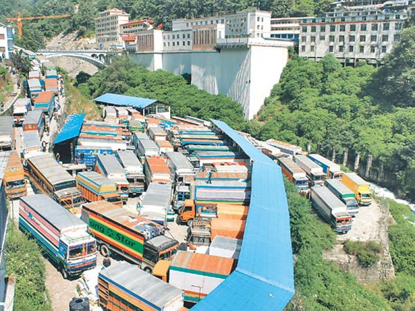 Businesses along Arniko Highway suffer due to Chinese border closure