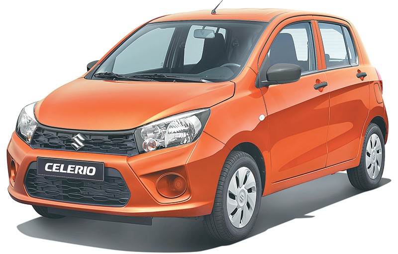 suzuki celerio facelift launched in nepal money the kathmandu post. Black Bedroom Furniture Sets. Home Design Ideas