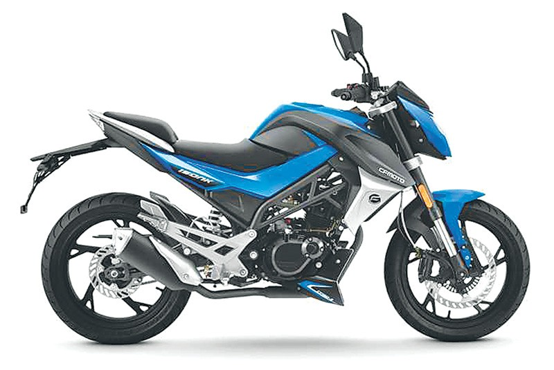 Cfmoto Rolls Out Slew Of Motorbikes In Nepal Total