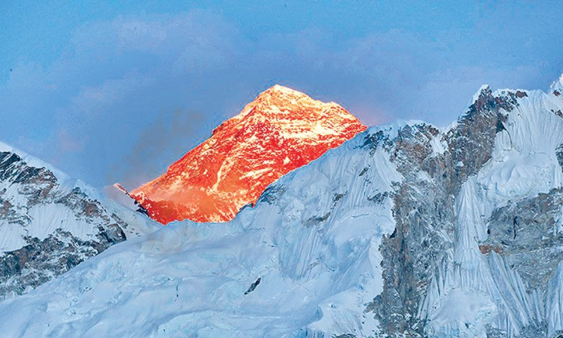 Dec   From Now On Things Are Going To Be Tougher For Mt Everest Aspirants As The Government In An Attempt To Improve Safety Of Climbers