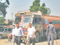 Rautahat deploys police at gas stations to curb smuggling