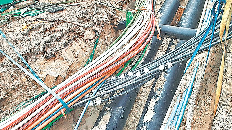 Power cables to be laid underground in central Ktm - Money - The ...
