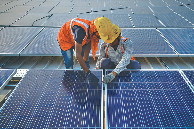 The Kathmandu Post-Solar power prices plunge in India