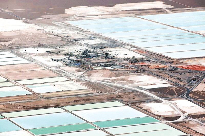 as china ties up global lithium asian rivals must bet big on south