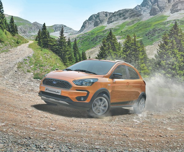 Ford Freestyle to make Nepal debut on May 1