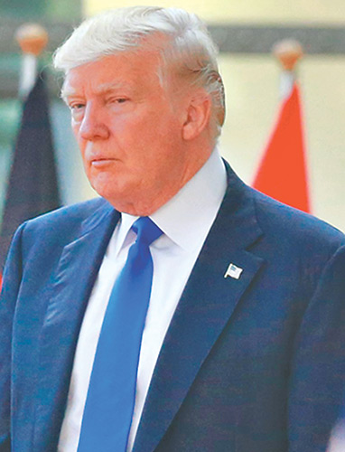 As Trump Readies Sweeping Tax Reform >> The Kathmandu Post Trump Tax Overhaul Under Intensifying Fire As