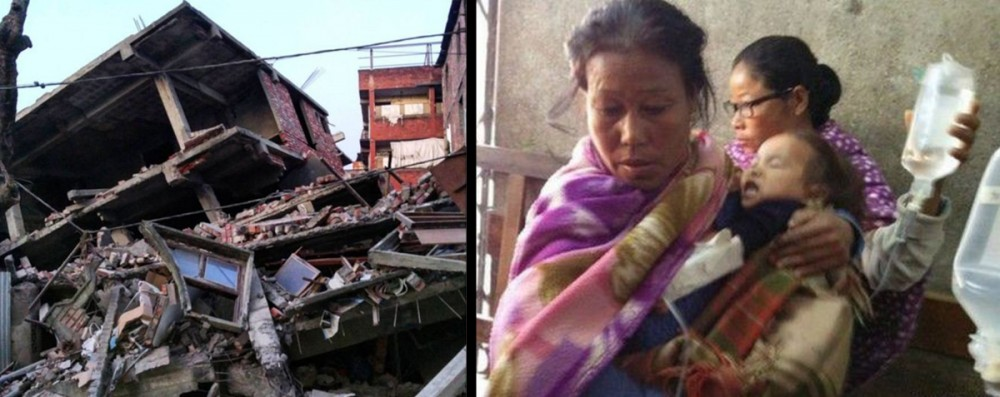 8 die as 6.7 M earthquake hits India's Manipur state