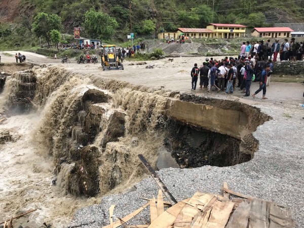 Climate scientists gather in Kathmandu as country reels from floods and landslides