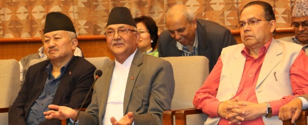No ground for criticising budget: PM Oli