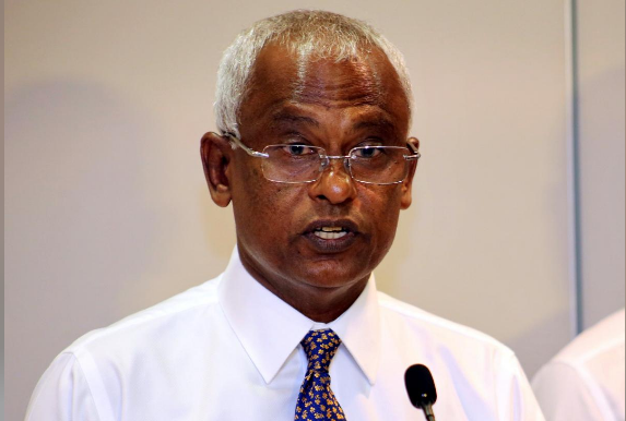 Maldives says opposition wins 'peaceful' presidential election