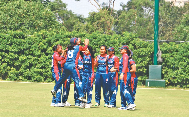 Nepal qualify for Women's Asia Cup in Thailand