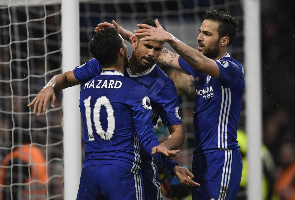 Chelsea surge 11 points clear bfc28f441f068