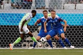Nigeria bounce back at World Cup to beat Iceland 2-0