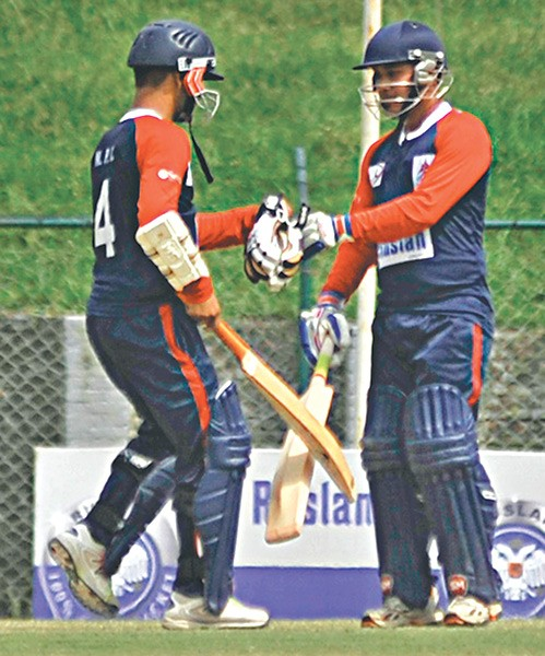 Prime Minister Cup cricket: NPC too strong for Farwest
