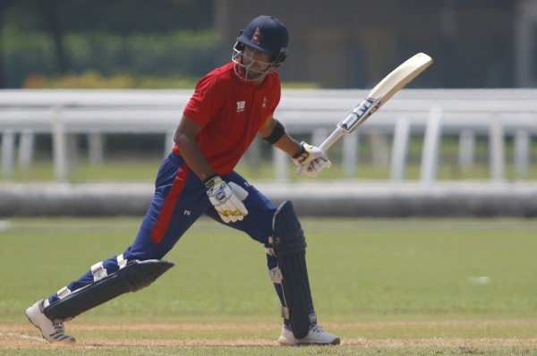 Khadka to continue to open for Nepal in Twenty20 Internationals