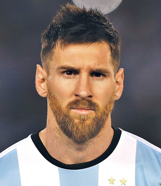 Apr 15 2017 The New President Of Argentine Football Federation AFA Flew To Barcelona On Thursday Meet Lionel Messi But Ruled Out Any Possibility