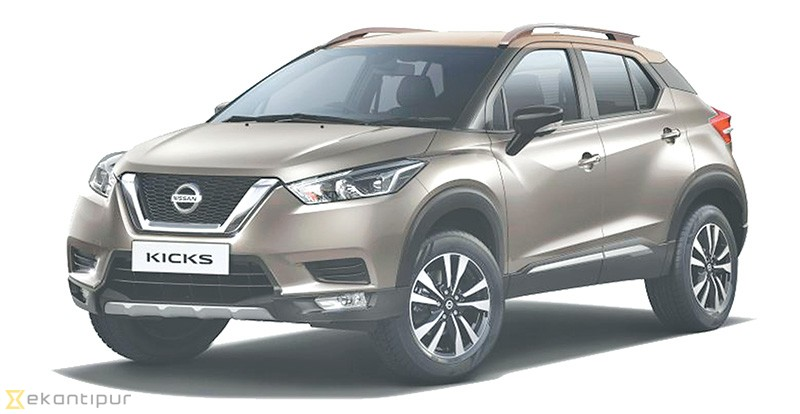 Drive Off In A Nissan Kicks For Rs479m Money The Kathmandu Post