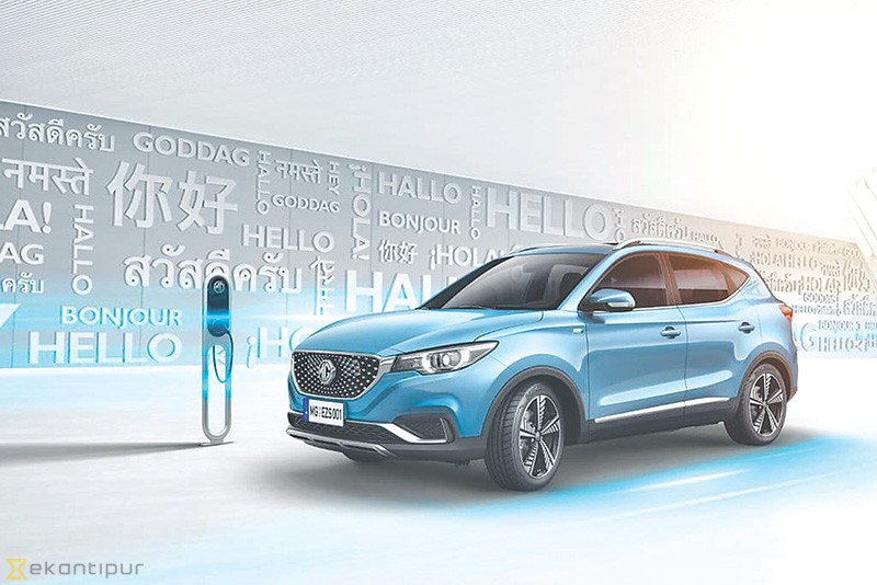 Mg Motor To Launch Electric Suv In Nepal