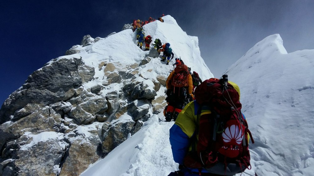 stau mount everest