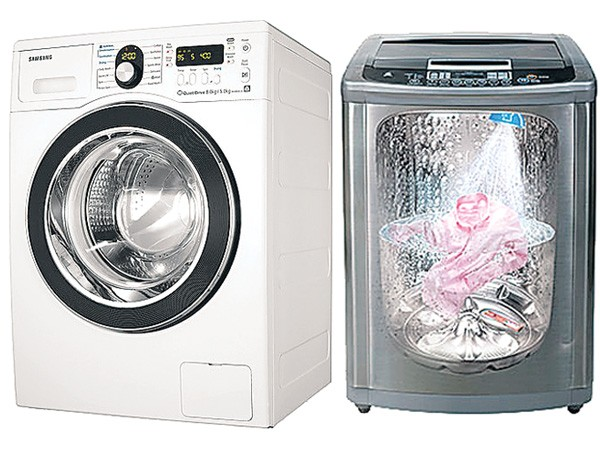 Lg Samsung Roll Out New Washer Dryers