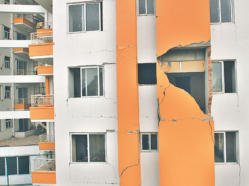 18 Out Of 51 Apartment Buildings Declared Safe